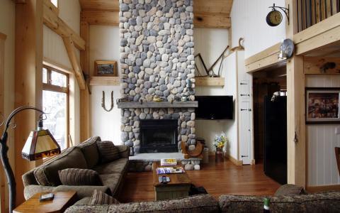 房子,平房,室内,别墅,设计,风格