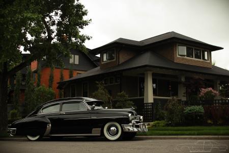 1950年,雪佛兰,豪华,RETRO,HOUSE