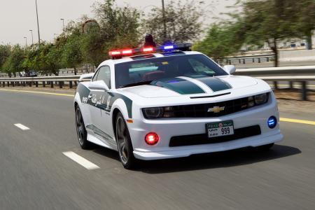雪佛兰,Camaro SS,警车,Camaro,警察