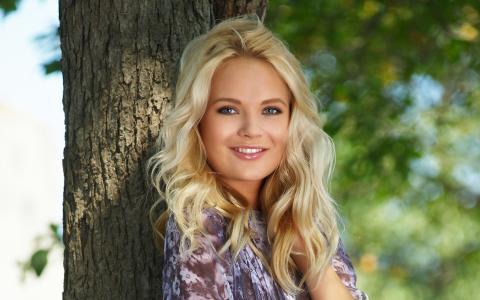 塔莉亚樱桃,年轻的女士,哎呀,性感,脸,看,眼睛,头发,微笑,美容,photoset