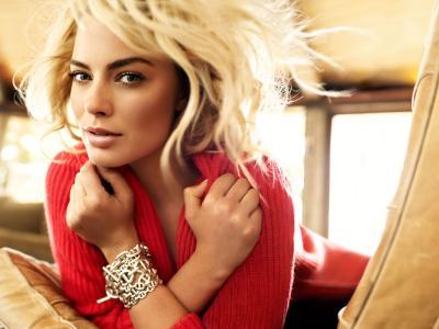Margot Robbie,Margot Robbie,演员,模特,金发