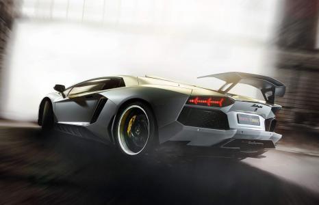 兰博基尼,超级跑车,速度,兰博基尼