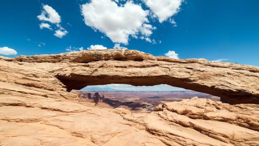 峡谷,岩石,性质