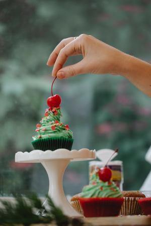 每天来一块幸福的甜点