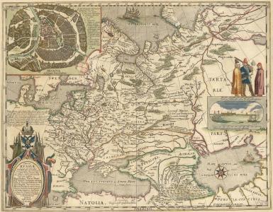 地图,俄罗斯,老人