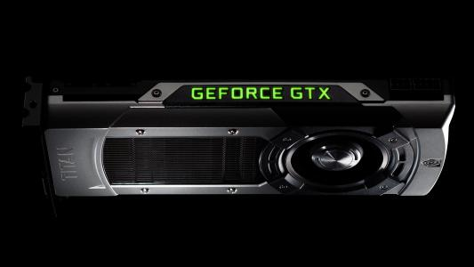Geforce GTX泰坦,Nvidia,视频卡