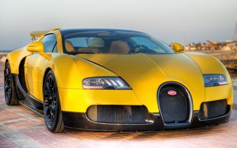 威龙,跑车,超级跑车,盛大体育,布加迪,布加迪,卡塔尔,威龙