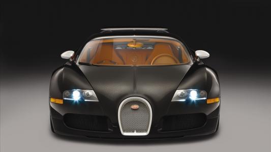 布加迪,棕色,汽车
