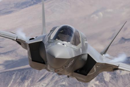 洛克希德·马丁,轰炸机,F-35B,飞行员,飞行,战斗机