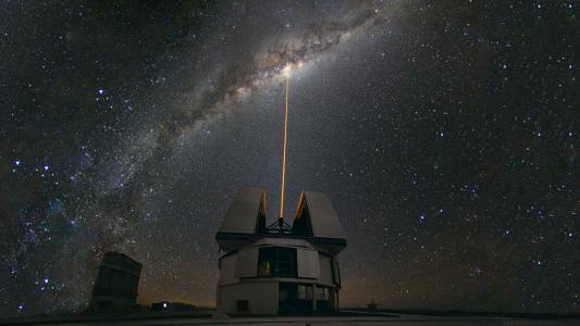 银河系,智利银河系,天文台