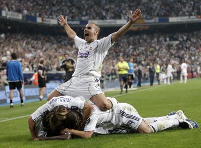 皇家马德里,体育场,欢乐,卡纳瓦罗,胜利,皇家马德里,进球