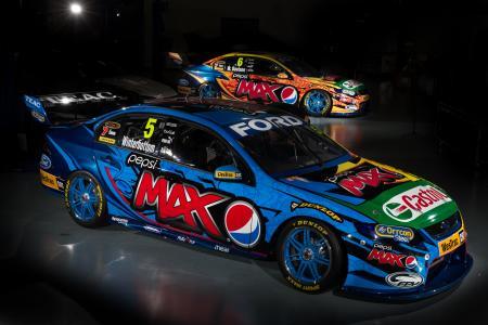 福特,比赛,赛车,8