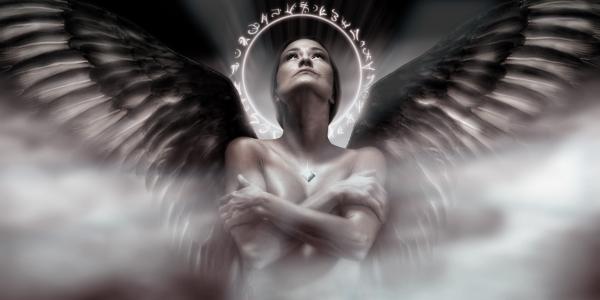 超自然的生物,天使