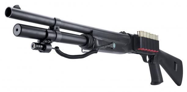 新的水枪,全弹头