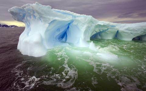 冰,水,冷