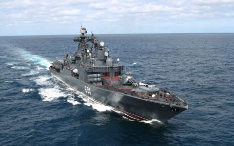 舰,驱逐舰,俄罗斯,俄罗斯,武器