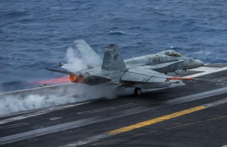 麦克唐纳道格拉斯-18C大黄蜂,航空,战斗机,战斗机