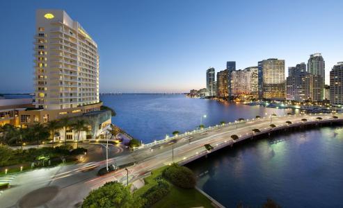 海洋,湾,美国,路,迈阿密,迈阿密,城市,佛罗里达州