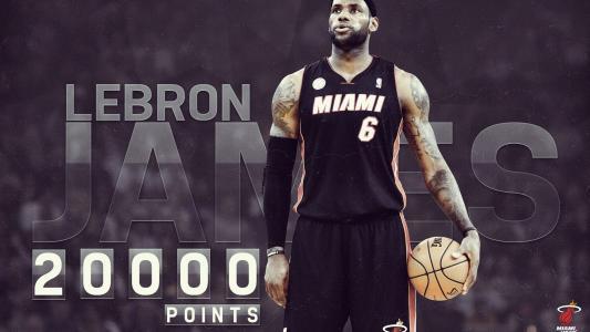 NBA体育球星詹姆斯