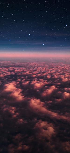 浪漫星光风景