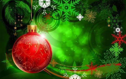 玩具,装饰品,新年,枞树