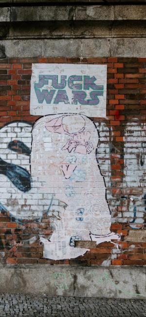 街头艺术壁画
