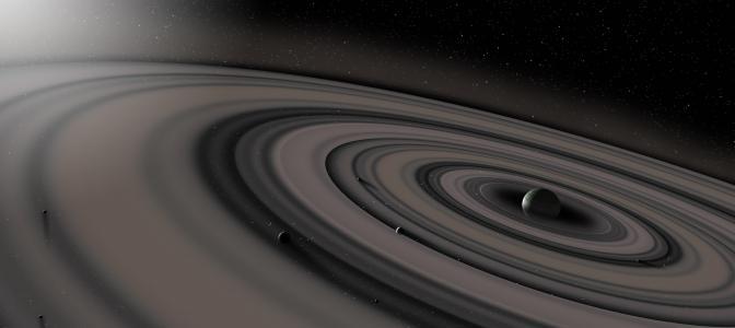 土星,天然气巨人,环,星星,尘埃,空间,土星,行星,气体巨人,圆环,小行星,带,卫星,星星,空间