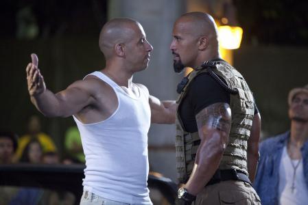 Vin Diesel,Dwayne Johnson,Dwayne Johnson,Vin Diesel