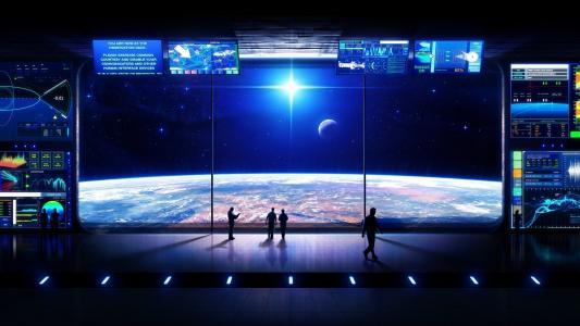 行星,空间