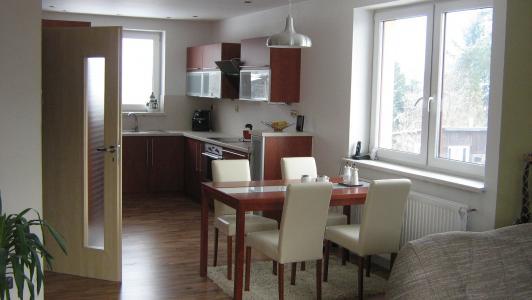 房子,风格,厨房,室内,设计,山寨,房间