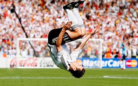 足球,德国,德国,足球,加索尔,翻腾,米罗斯拉夫,克洛泽,世界杯
