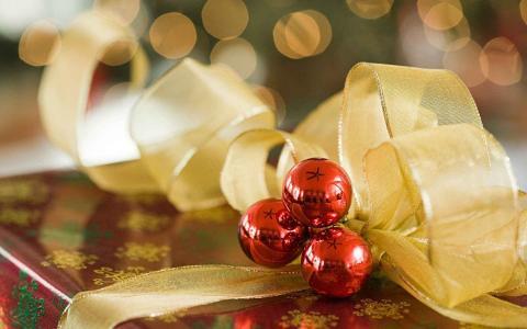 圣诞快乐,新年快乐,假期,圣诞礼物,装饰,新的一年
