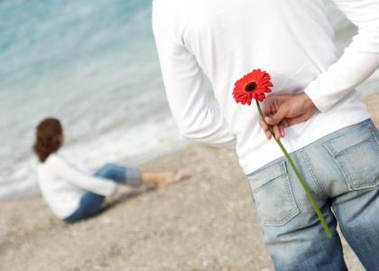 女孩,男朋友,爱情