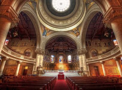 斯坦福德,纪念教堂,斯坦福德,大教堂,室内