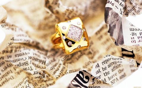 装饰品,配件,风扇,戒指