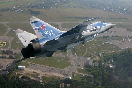 战斗机拦截机,飞机,时刻 -  31,米格