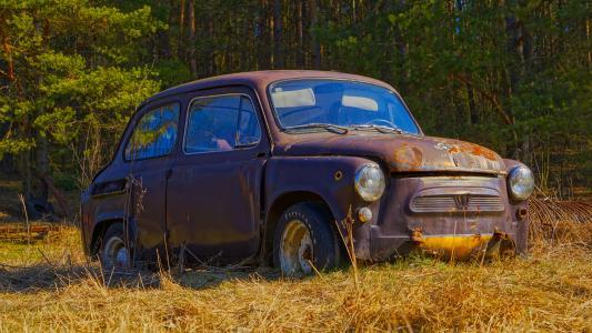 汽车,旧车,复古
