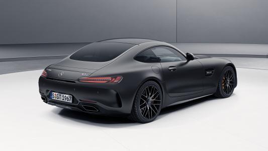 汽车,梅赛德斯-AMG有限公司,灰色的背景