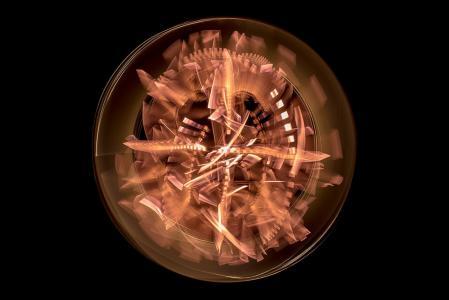 闪耀的光芒,MEIICHA,艺术,Patrick Rochon
