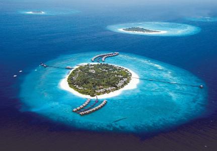 照片,海洋,岛屿,度假村,美丽