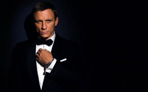 詹姆斯·邦德,服装,演员,丹尼尔·克雷格,男,代理007