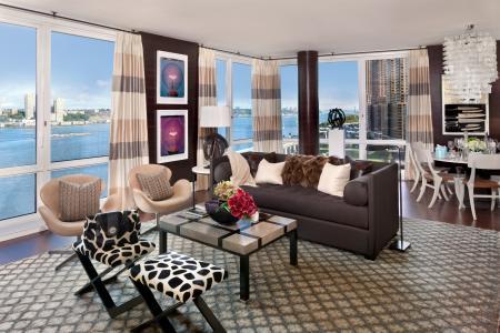 风格,大都会,公寓,室内,房子,设计