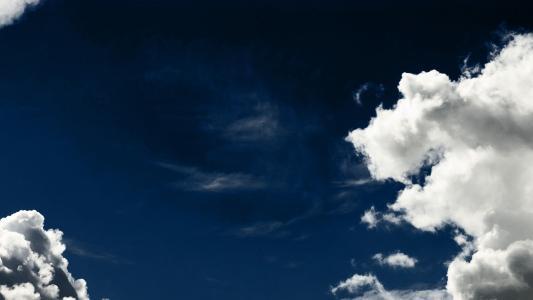 无限,疯狂,天空