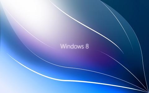 细细的线条,通过,Windows 8,realityone。