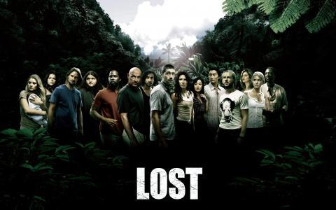 失落,系列,岛屿,演员,所有,英雄,演员
