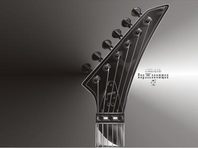 字符串,吉他,调音