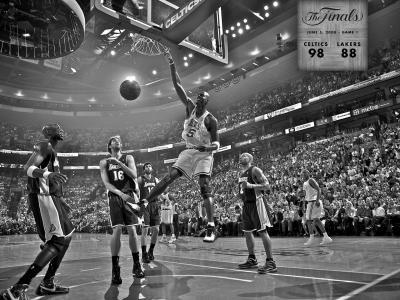 球员,NBA,团队,扣篮,戒指,篮球,尖叫