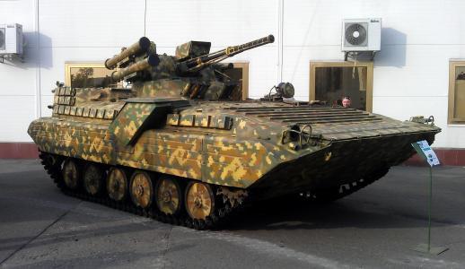 BMP-1UM,BMP-1UM,基辅,乌克兰,展览,新,武器,技术,电源,保护,杉木机