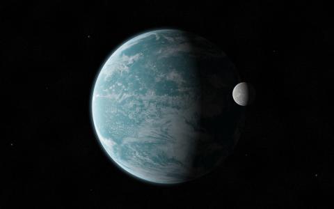 无限,伴侣,星星,星球,空间