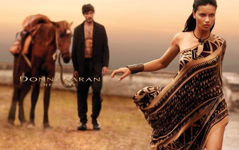 女孩,模型,阿德里亚娜利马,为唐娜卡兰